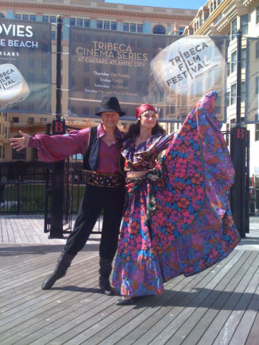 Moscow Gypsy Army, Atlantic City, New Jersey, July 2010