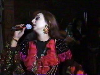 Honorable Perfomer of Russia Svetlana Yankovskaya performing Gypsy Folk Song Dark Eyes (Ochi Chernye)