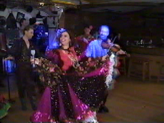 Honorable Perfomer of Russia Svetlana Yankovskaya performing Gypsy song Nane Tsokha