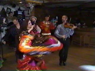 Honorable Perfomer of Russia Svetlana Yankovskaya performing Gypsy Song Tilima