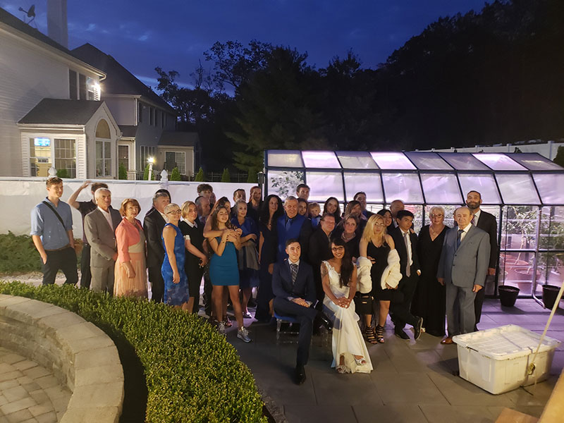 NJ Russian wedding DJ, MC, Tamada, Howell Township, Monmouth County, New Jersey