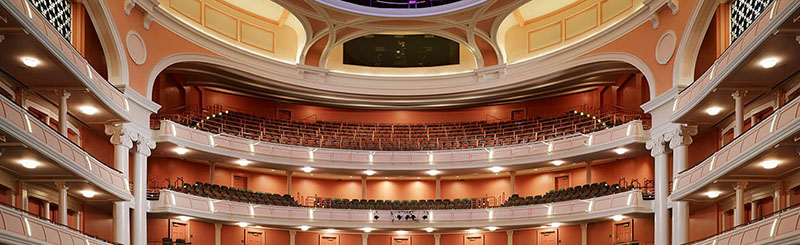 Charleston Gaillard Center, Charleston, SC, From Russians With Love Concert, Charleston Symphony Orchestra