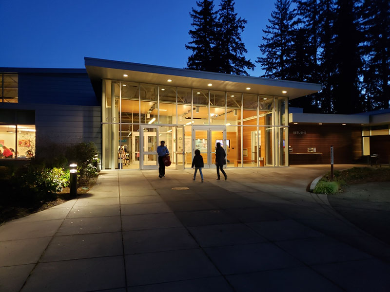 Washington State, Cascade Park Community Library, Vancouver, WA, 600 NE 136th Ave, Vancouver, WA 98684